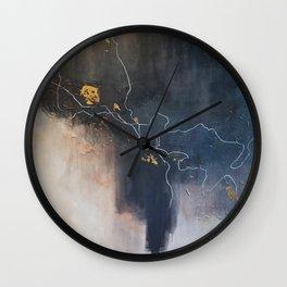 Unto Ashes Wall Clock