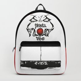 You'll float too Backpack