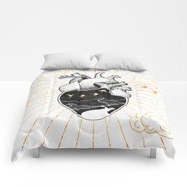 Desert Heart Inktober :: More Magick Comforters