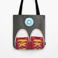 Casual Friday at Stark Industries Tote Bag