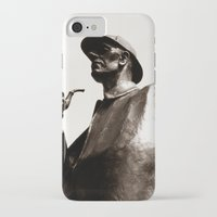 sherlock holmes iPhone & iPod Cases featuring Sherlock Holmes by sopheyrac