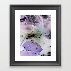 Lilypad 3 Framed Art Print