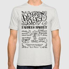 Diagon Alley Farmers' Market T-shirt