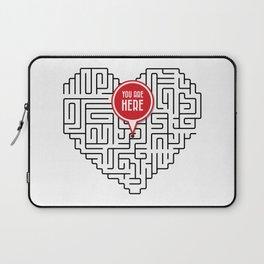 Finding Love II Laptop Sleeve