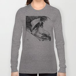 Adrien Brody Long Sleeve T-shirt