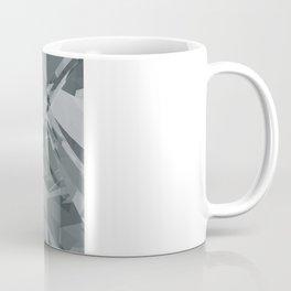 Ice cracks #2 Coffee Mug