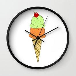 Tasty Treats Wall Clock