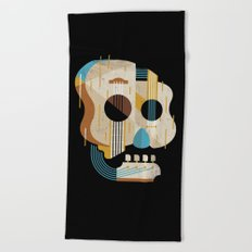 Cubism is Dead Beach Towel