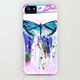 To Pimp a Butterfly 1990s Style iPhone Case