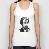 kubrick Tank Tops featuring kubrick by Levvvel