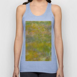 Wind Painting Unisex Tank Top