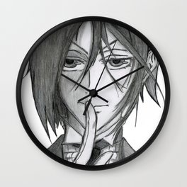 Yes, My Lord Wall Clock