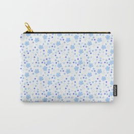 Forget Me Knot Carry-All Pouch