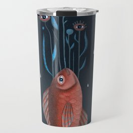 Alchemyst's Fish Travel Mug