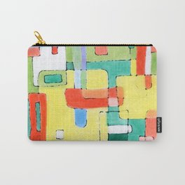 Cocktails in the City Carry-All Pouch