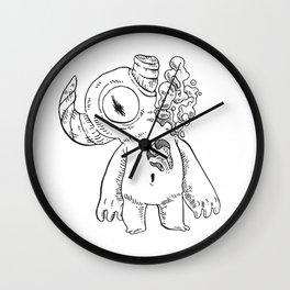 The Third Child Wall Clock