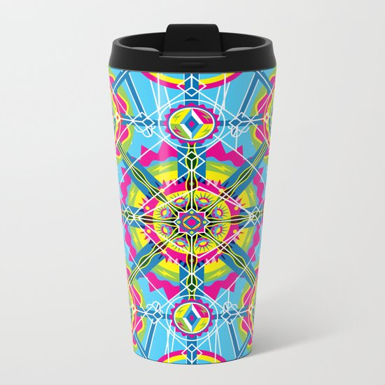Dezembros Metal Travel Mug