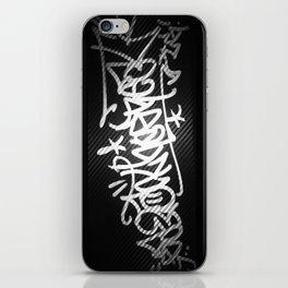 gazoh iPhone Skin