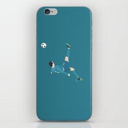 Cristiano Ronaldo - Real Madrid iPhone Skin