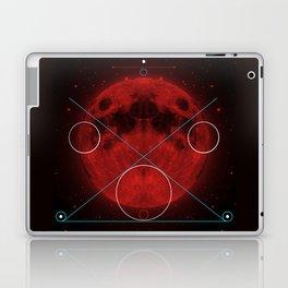 Red Moon Graphish. Laptop & iPad Skin
