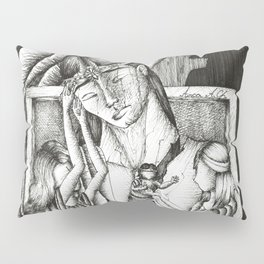 Rift in the house of Finwe Pillow Sham