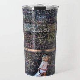 Taking my Chalk and Going Home Travel Mug