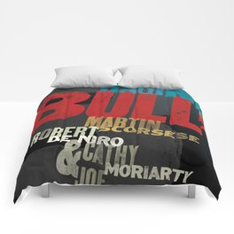 raging bull Comforters