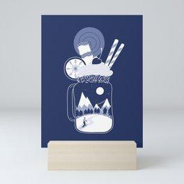 Whipped Cream Day Mini Art Print