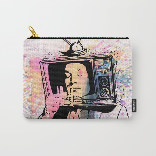 tv man Carry-All Pouch