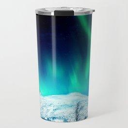Aurora BorealiS Travel Mug