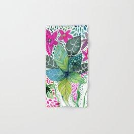 Leafy Tropical Hand & Bath Towel