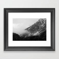 Zeitgeluester NO6 Framed Art Print