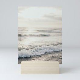 White Water Mini Art Print