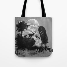 The Friendly Visitor Tote Bag