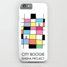 CITY BOOGIE  by ISHISHA PROJECT Slim Case iPhone 6s