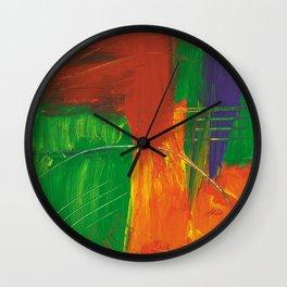 Hot Springs Wall Clock