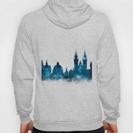 Prague Skyline Hoody