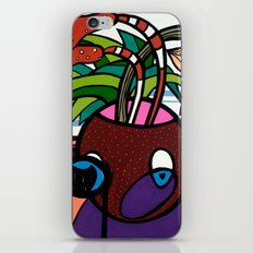 POTHEAD and the COVETED GLASS EYE iPhone & iPod Skin
