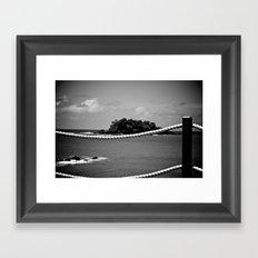 Nostalgie Nostalgie (Monochrome) Framed Art Print