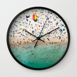 Bondi Life Wall Clock