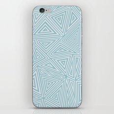 Ab Geo Salt Water iPhone & iPod Skin