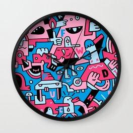 Bittaboard Wall Clock