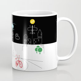 City Fun Coffee Mug