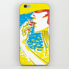 summer girl 2 iPhone & iPod Skin
