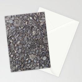 Sea shells Ocean decor Stationery Cards