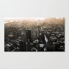 Back in town Canvas Print