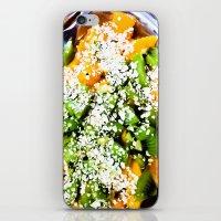 health iPhone & iPod Skins featuring Fruits and Health by Mauricio Santana