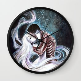 Body and Soul:  The Kiss Wall Clock
