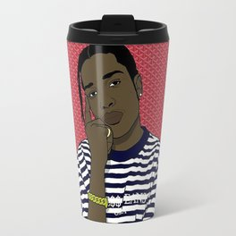 Asap rocky pretty flacko goyard Travel Mug
