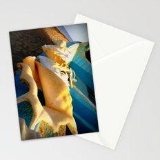 sole e azzurro Stationery Cards